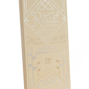 Bourbon Barrel Aged by Ritual Chocolate