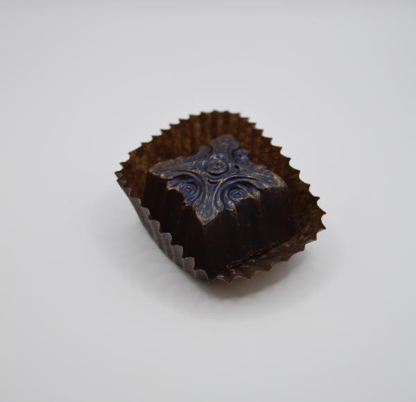 Blueberry Wine Truffle
