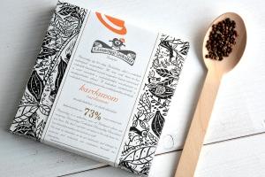 Cardamom by Rozsavolgyi Csokolade