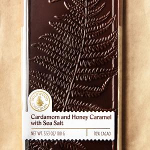 Cardamom Honey Caramel Bar
