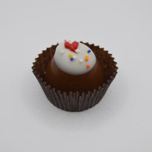 Chocolate Cup Cake Truffle