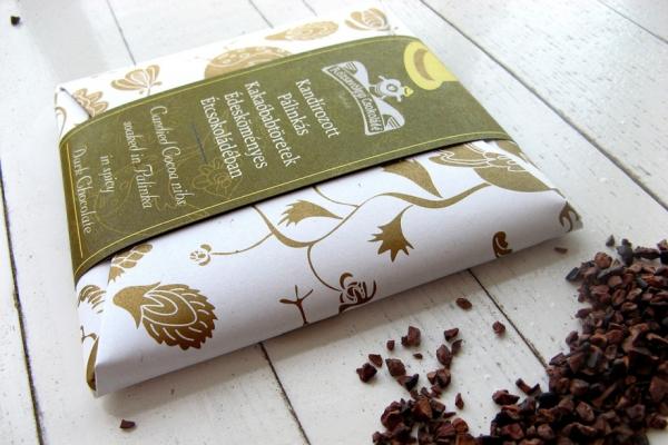 Cocoa Nibs Palinka by Rozsavolgyi Csokolade