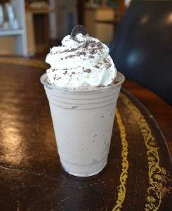 Legendary Chocolate Milkshake