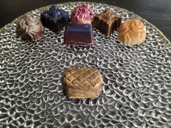 Kahlua Truffle in the Boozy Collection