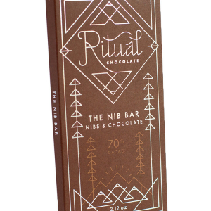 The Nib Bar by Ritual Chocolate