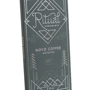 Novo Coffee by Ritual Chocolate