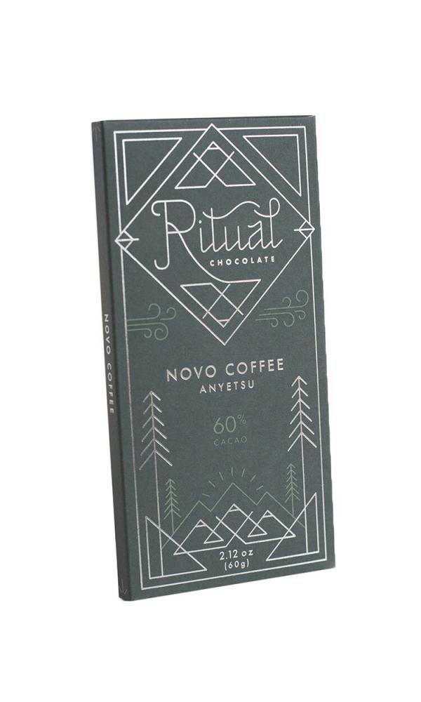 Novo Coffee by Ritual Chocolate