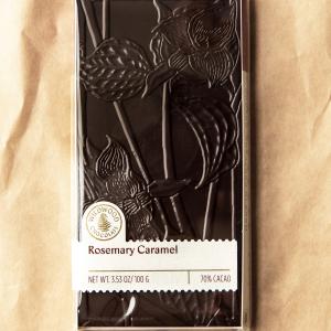 Rosemary Caramel Bar