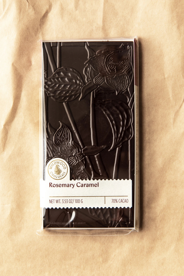 Rosemary Caramel Bar