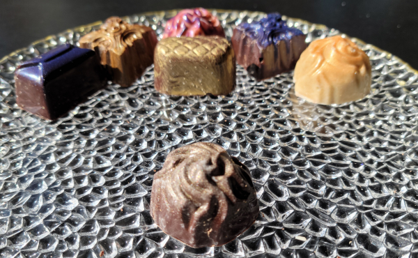 Tequila Truffle in The Boozy Collection