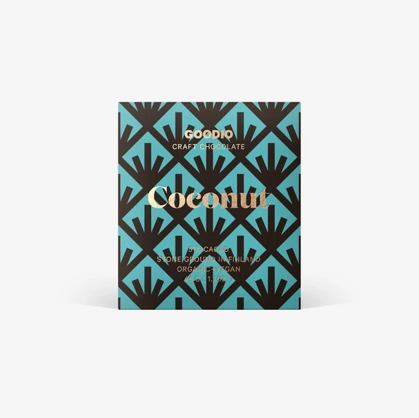 Coconut Bar by Goodio