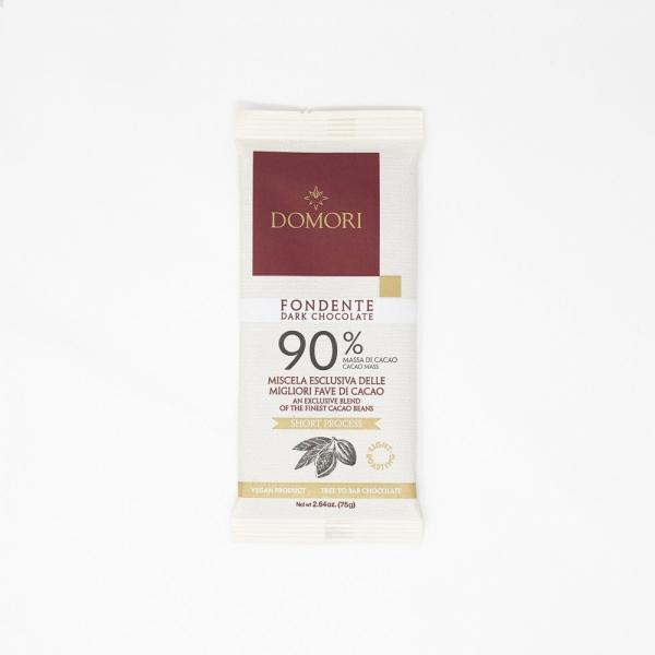 90% Chocolate Bar by Domori