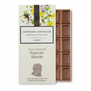 Popcorn Blonde Dulce Chocolate by Artisan du Chocolat
