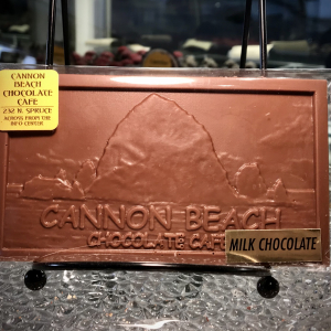 Milk Chocolate House-made bar