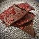 Dark Chocolate Raspberry Bark