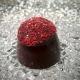 Raspberry Puree Truffle