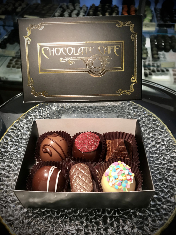 Box of 6 Truffles
