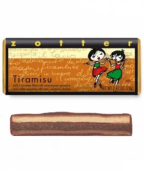 Tiramisu Bar by Zotter