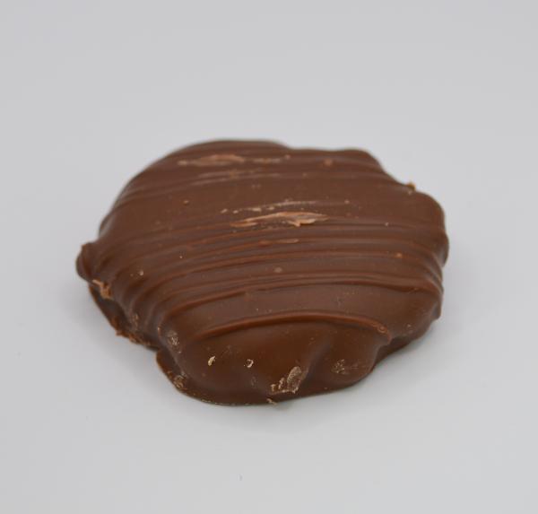 Dark Chocolate Almond Turtle