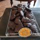 Dark Chocolate Pecan Turtle