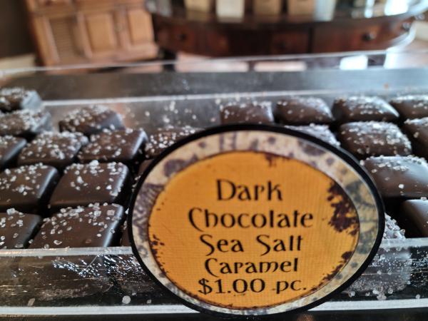 Dark Chocolate Sea Salt Caramel