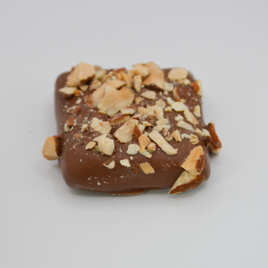 Milk Chocolate Almond Toffee