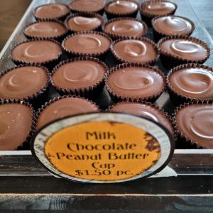 Milk Chocolate Peanut Butter Cup