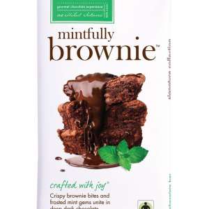 Mintfully Brownie by Chuao