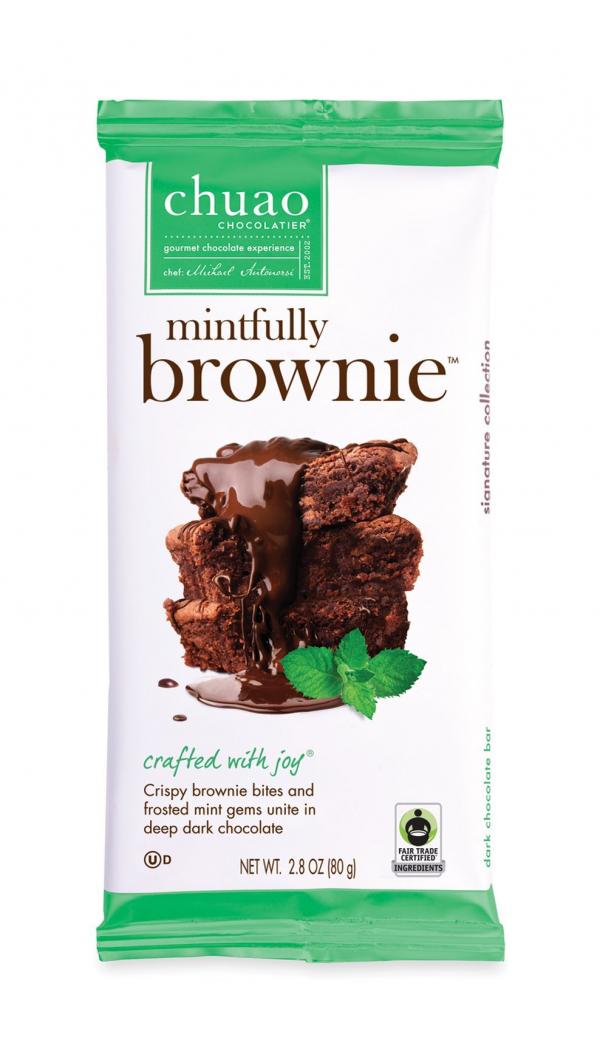 Mintfully Brownie by Chuao