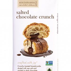 salted chocolate crunch by Chuao